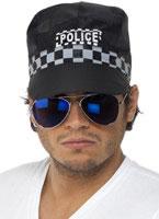 Aviator Sunglasses Blue Mirror [34727]