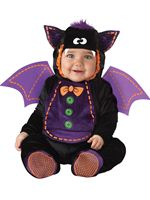 Baby Plush Bat Costume [16009]