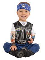 Baby Biker Costume [9900880]
