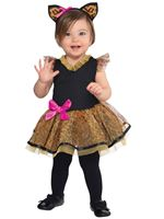 Baby Cutie Cat Costume [999671]