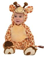 Baby Junior Giraffe Costume
