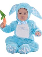 Baby Little Blue Wabbit Costume