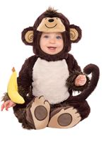 Baby Monkey Around Costume [997538]