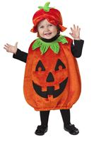 Baby Pumpkin Patch Cutie Costume