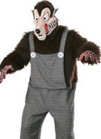 Adult Deluxe Big Bad Wolf Costume [1625]