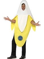 Adult Banana Split Costume [22497]