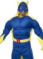 Adult Bananaman Costume