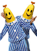 Bananas in Pyjamas Costume [33131]