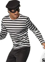 Adult Bank Robber Costume