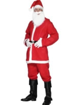 Adult Bargain Santa Costume