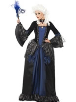 Adult Baroque Beauty Masquerade Costume