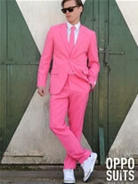 Adult Mr Pink Oppo Suit [0015]