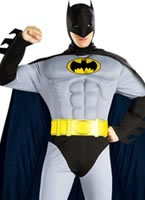 Batman Muscle Chest Costume [56120]