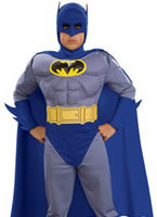 Child Batman Muscle Costume