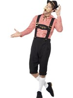 Bavarian Beer Guy Costume [49664]