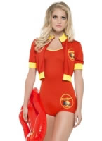 Baywatch Lifeguard Costume [33321]