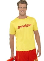 Adult Baywatch Men's Beach Costume