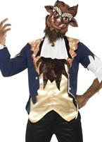 Adult Beast Costume