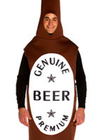Beer Bottle Costume [4007108]