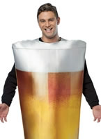 Adult Get Real Beer Pint Costume [4006803]