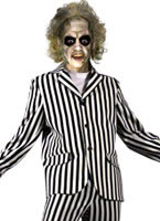Beetlejuice Deluxe Hire Quality Suit [207207]