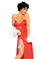 Adult Betty Boop Starlet Costume