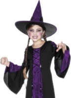 Bewitched Purple Childrens Costume [25073]