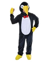 Big Head Penguin Costume