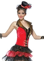 Adult Big Top Diva Costume