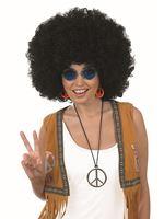 Adult Unisex Black Afro Wig [FS2877]