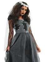 Black Corpse Bride Costume