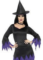 Adult Black Witch Costume