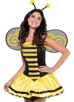 Adult Bumble Beauty Costume [996963]