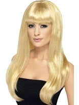 Blonde Babelicious Wig