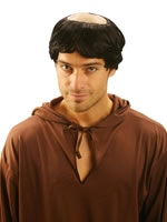 Bald Monks Wig