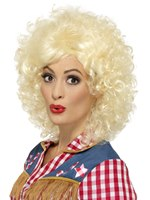 Blonde Rodeo Doll Wig