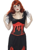Blood Drip Vamp Costume