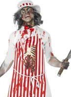 Bloody Butcher Costume [21589]
