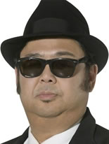 Blues Brothers Fedora Hat Black Felt [30380]