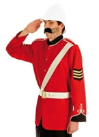 Adult Boer War Soldier Costume
