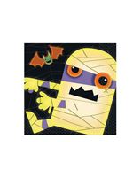Boo Crew Monster Luncheon Napkins