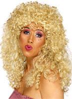 Boogie Babe Wig Blonde [42065]