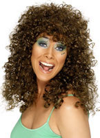 Boogie Babe Wig Brown [42066]