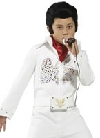 Child Boys Elvis Costume [36104]