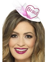 Braut Hat with Veil [44992]