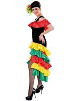 Deluxe Rio Carnival Costume