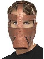 Bronze Roman Warrior Mask [21997]