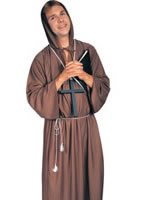 Brown Monk Costume