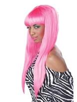 Bubble Gum Wig [70047]