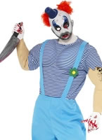 Bubbles the Clown Costume [21577]